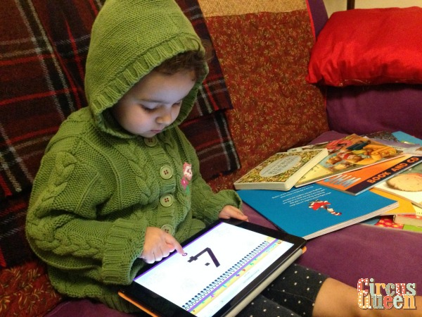 Mathseeds Review – Learning Maths with a 2.5-year-old