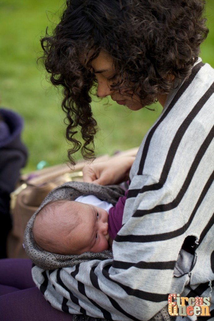Breastfeeding the second time 'round? Support still needed.