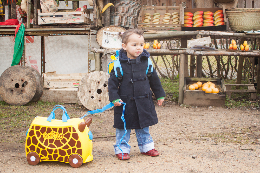 Win a Trunki and a family pass to Bristol's Wild Place Project