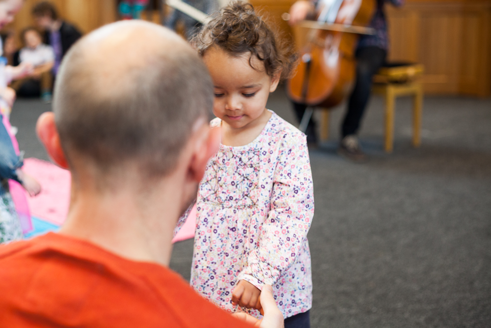 Hooked on Lilliput – Classical concerts for small children