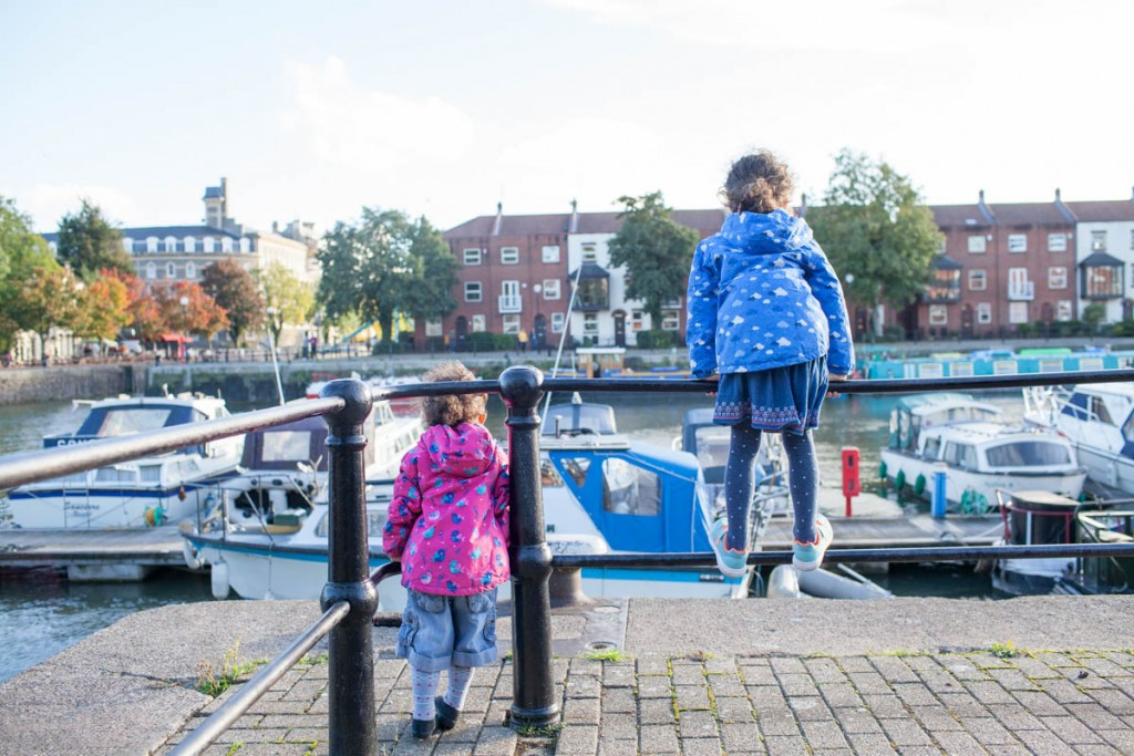 What they wore – Lighthouse kids coats