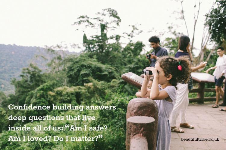 How do we nurture our children's self esteem?